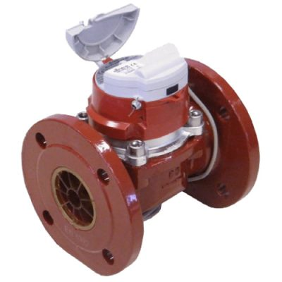 Турбинный счетчик горячей воды MeiStream FS - фотоStream FS (до 90 °C)