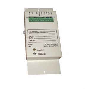 Блок выходных сигналов БВС (RS485 в импульс или MODBUS RTU)