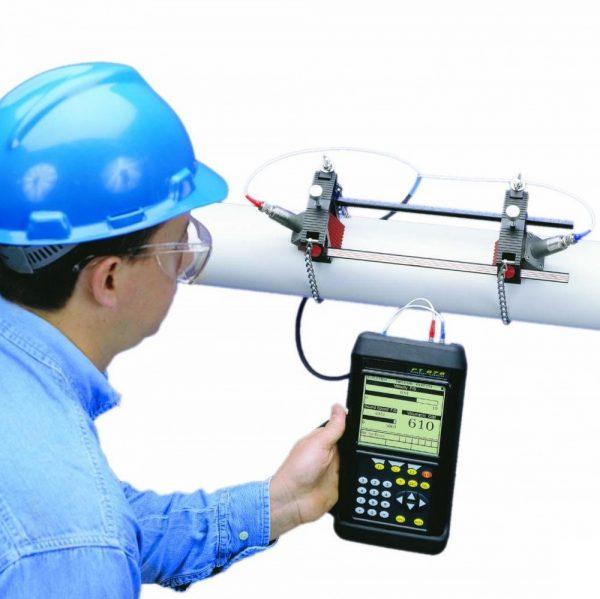 Одноканальный ультразвуковой объемный расходомер газа GE TransPort PT878GC - фото 1
