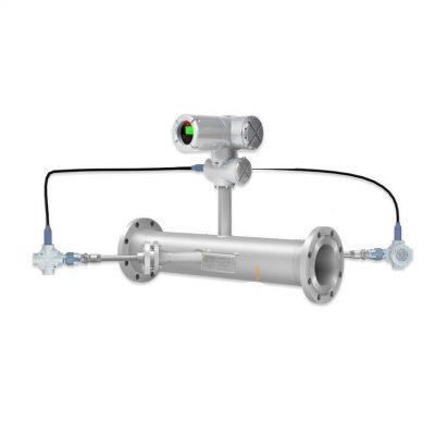 Ультразвуковой расходомер жидкостей повышенной точности GE Panametrics PanaFlow HT - фото