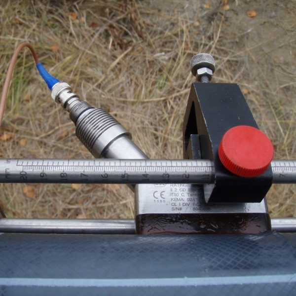 Одноканальный ультразвуковой объемный расходомер газа GE TransPort PT878GC - фото 9