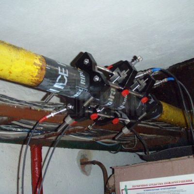 Стационарный ультразвуковой расходомер газов с накладными датчиками GE Sensing DigitalFlow CTF878 - фото 2