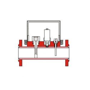 Вихревой расходомер-счетчик газа и пара ИРВИС-РС4М - фото 2