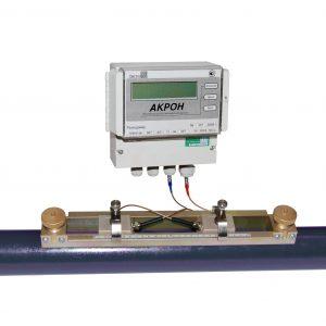 Ультразвуковой расходомер с накладными датчиками АКРОН-01 - фото 2