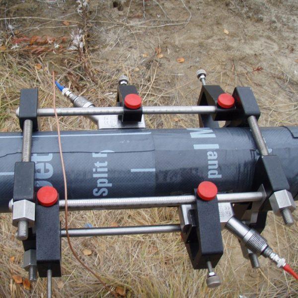 Одноканальный ультразвуковой объемный расходомер газа GE TransPort PT878GC - фото 7