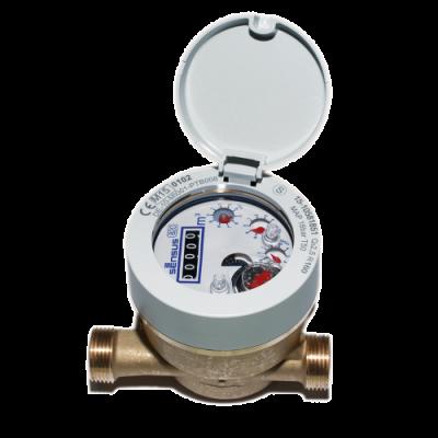 Высокоточный одноструйный счетчик холодной воды 820 (полумокроход) - фото