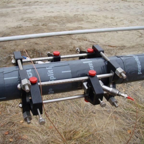 Одноканальный ультразвуковой объемный расходомер газа GE TransPort PT878GC - фото 8