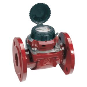 Турбинные счетчики горячей воды WPD FS - фото