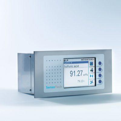Поточные измерители концентрации SensoTech LiquiSonic - фото 1